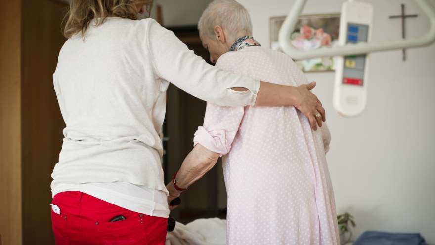 Geschichte der Hospiz Gemeinschaft