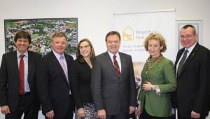 Hospizhaus Tirol Pressekonferenz Beitragsbild