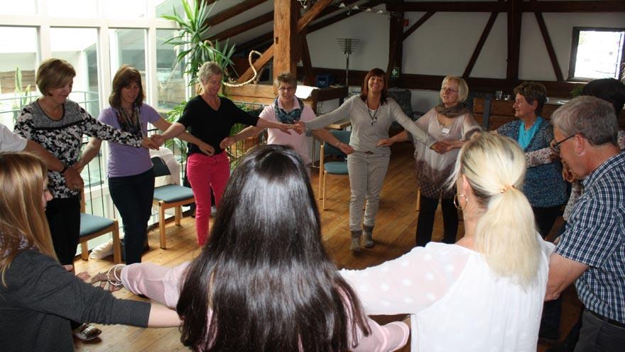 Ausbildung Ehrenamtliche Hospizbegleitung Hospiz Tirol
