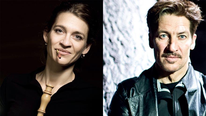 Julia und Tobias Moretti