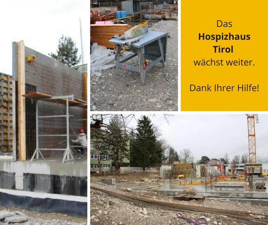 880 Infografik - Das Hospizhaus Tirol wächst weiter.