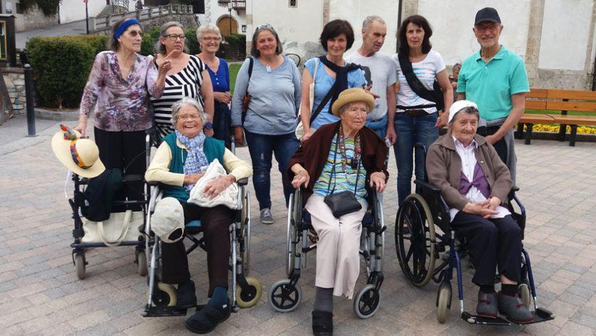 Gruppenbild Hospizgruppe Inzing
