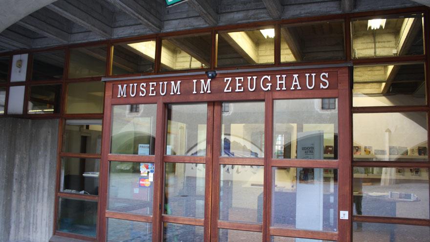 Julia Gschnitzer Zeughaus 1